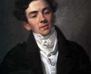 Портрет A. Н.Рамазанова — Карл Брюллов