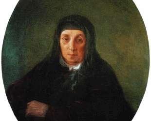 Портрет бабушки художника Ашхен — Иван Айвазовский