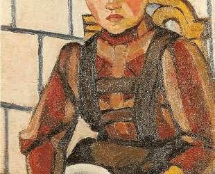 Portrait of the Artist's Sister — Любовь Попова
