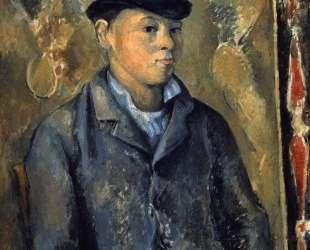 Portrait of the Artist's Son — Поль Сезанн