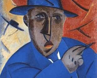 Portrait of the artist — Владимир Татлин