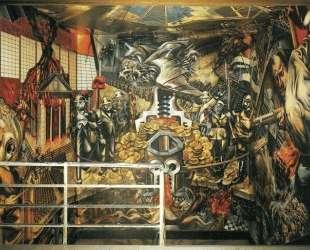 Portrait of the Bourgeoisie — Давид Альфаро Сикейрос