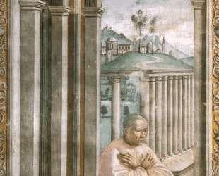 Portrait of the Donor Giovanni Tornabuoni — Доменико Гирландайо