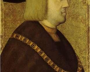 Portrait of the Emperor Maximilian I — Бернхард Штригель