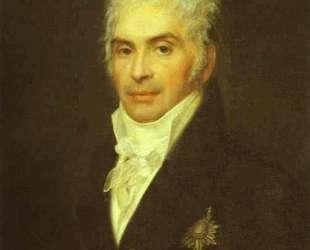 Портрет князя П. П.Щербатова — Орест Кипренский