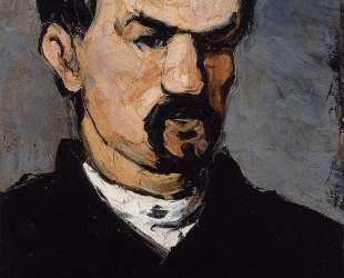 Portrait of Uncle Dominique — Поль Сезанн