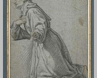 Praying Monk — Бартоломе Эстебан Мурильо