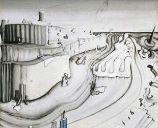 Дворец высокого мыса — Ив Танги