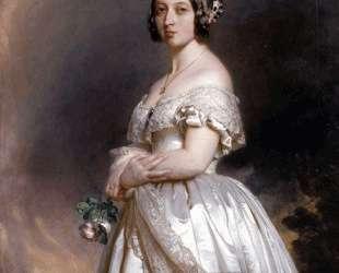 Queen Victoria — Франц Ксавер Винтерхальтер