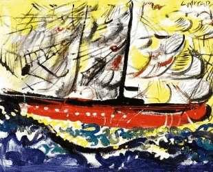 Red boat — Димитрис Митарас