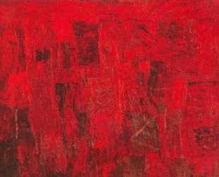 Red Painting — Филипп Густон