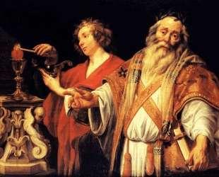 Religious allegory — Якоб Йорданс