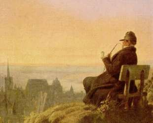 Resting on the Vine — Карл Шпицвег