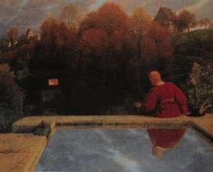 Returning home — Арнольд Бёклин