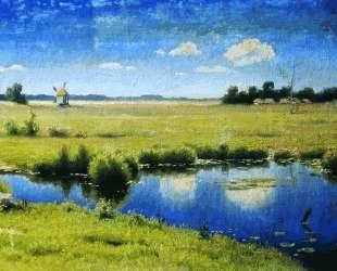 River in Ukraine — Ефим Волков