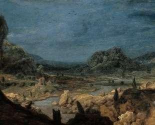 River valley — Геркулес Сегерс