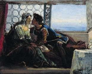 Romeo and Juliet — Михаил Врубель