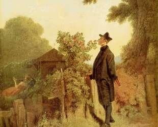 Rose scent memory — Карл Шпицвег