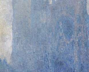 Руанский собор в тумане — Клод Моне
