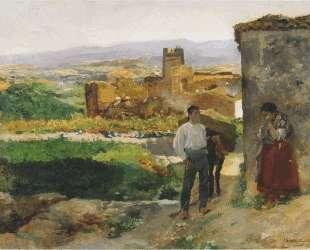 Ruins of Bunol — Хоакин Соролья
