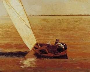 Sailing — Томас Икинс