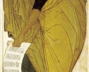 Иоанн Предтеча — Андрей Рублёв