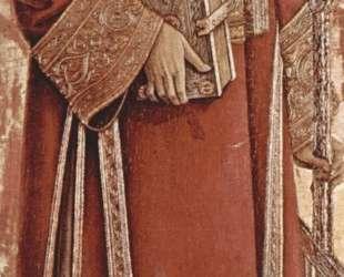 Saint Laurenzius — Карло Кривелли