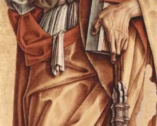 Saint Peter — Карло Кривелли