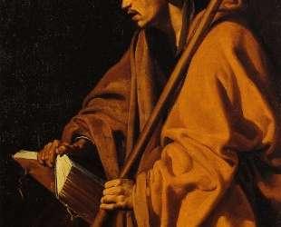 Saint Thomas — Диего Веласкес