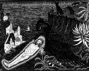 Saint Vincent Martyr — Мауриц Корнелис Эшер