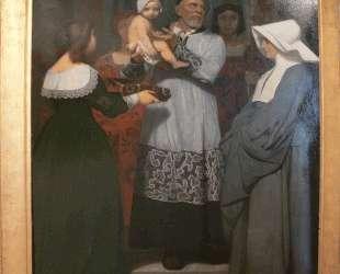 Saint Vincent of Paule — Жан-Леон Жером