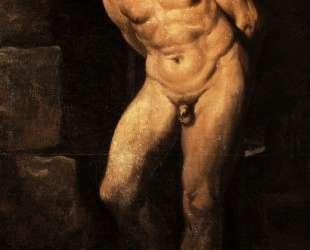 Samson imprisoned — Аннибале Карраччи
