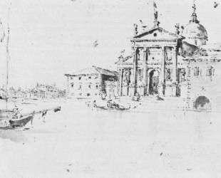 San Giorgio Maggiore — Франческо Гварди