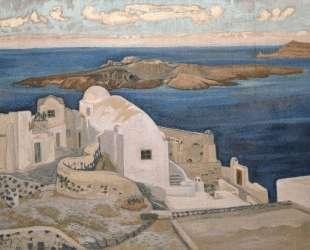 Santorini — Константин Малеас
