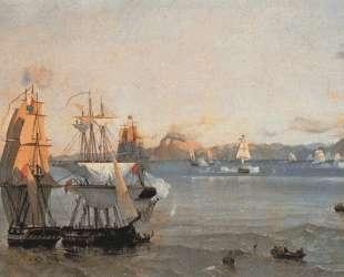 Sea Battle at the Bay of Patrae — Иоаннис Алтамурас
