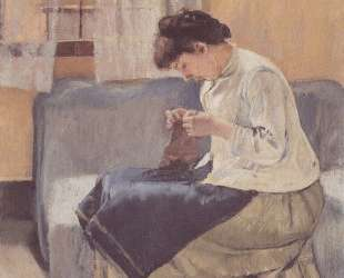 Seamstress — Фердинанд Ходлер