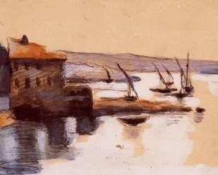Seascape — Поль Сезанн