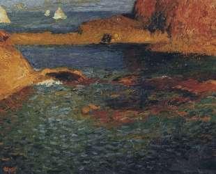 Seaside — Анри Мартен