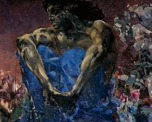 Seated Demon — Михаил Врубель
