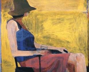 Seated Woman — Виллем де Кунинг