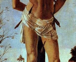 Св. Себастьян — Сандро Ботичелли