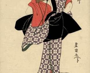 Seki Sanjuro — Утагава Тоёкуни