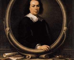 Self portrait — Бартоломе Эстебан Мурильо