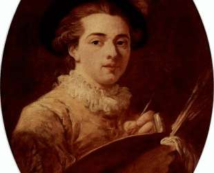 Self-portrait — Жан-Оноре Фрагонар