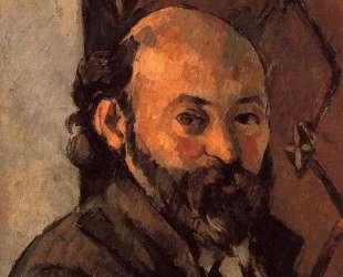 Автопортрет за письменным столом — Иван Айвазовский