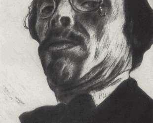 Self Portrait — Джозеф Альберс