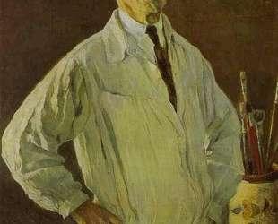 Self-Portrait — Михаил Нестеров