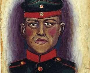Self-Portrait as a Target — Отто Дикс