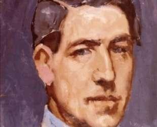 Self Portrait (detail) — Спирос Папалукас