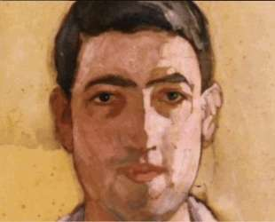 Self Portrait (Early) — Спирос Папалукас